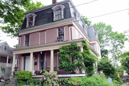 GEM/Parking/WiFi/Historic 1850 B&B/Downtown/Netflx