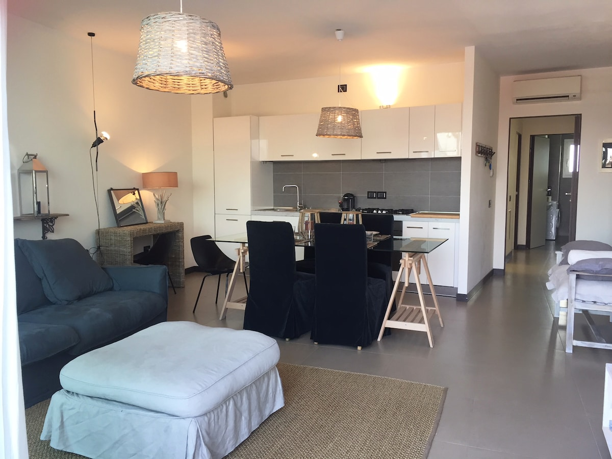 Apartment at the touristic port of Jesolo