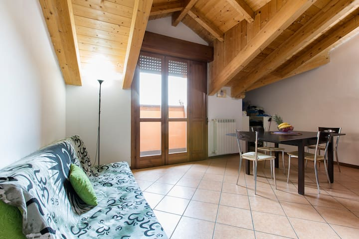 Peaceful flat in Abbiategrasso