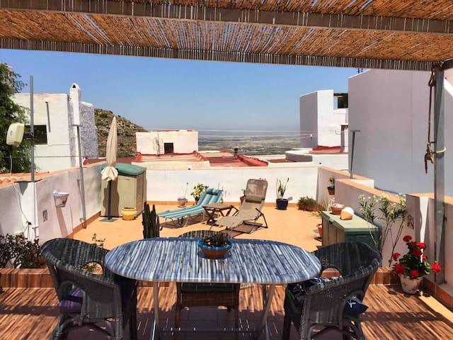 Mojácar的民宿