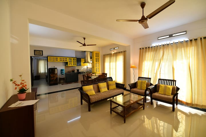 Thomas' Sunshine - 2 BHK luxurious apartment