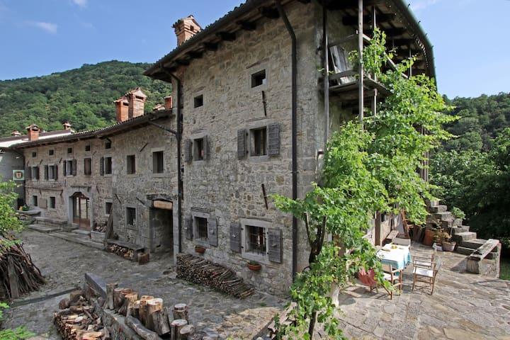 Borgo Stremiz的民宿