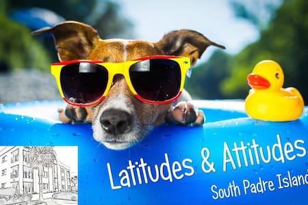 Poolside bliss-getaway-steps to beach-Pet-Friendly