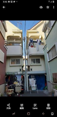 Katsushika City的民宿