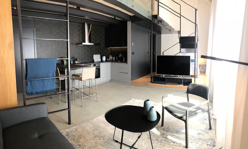 The Bridge Casa Luxury Apartments