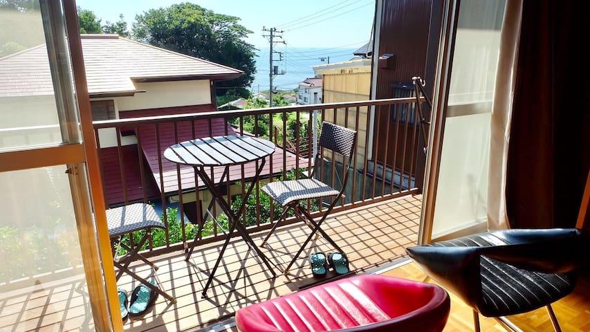 Futo,Ito-shi的民宿