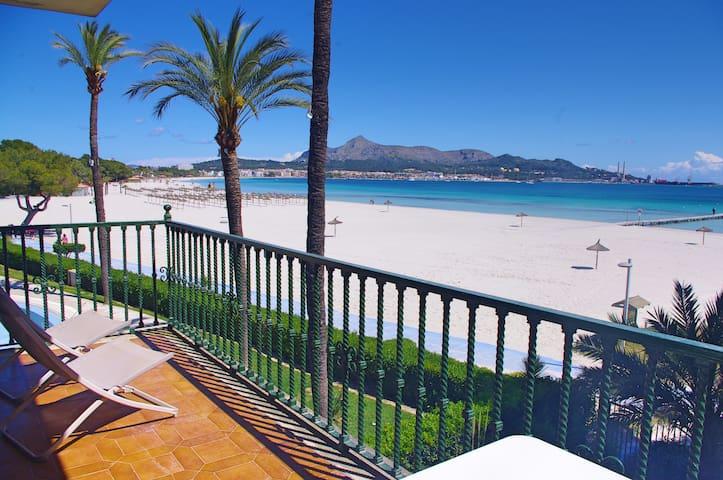 M4R Beach front 2, Puerto de Alcudia