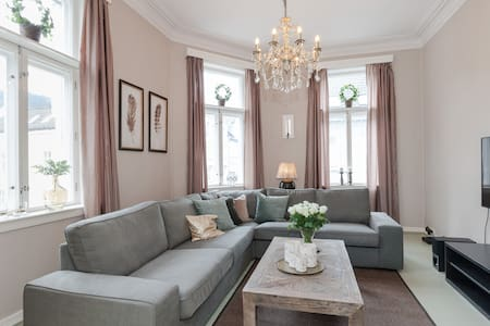 Big apartment in Bergen City Center