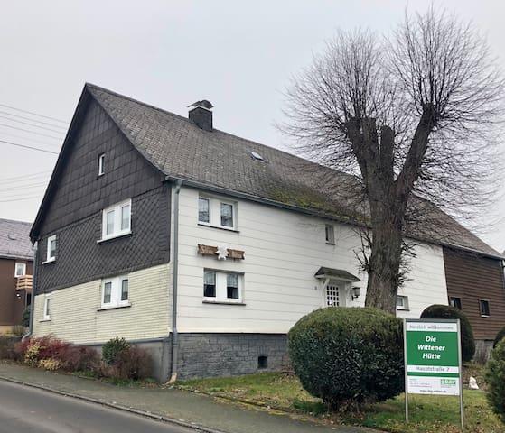 Langenbach bei Kirburg的民宿