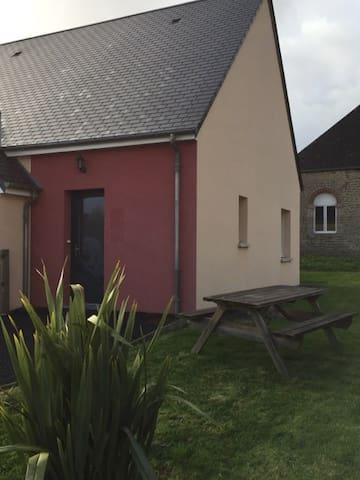 Saint-Pierre-Église的民宿