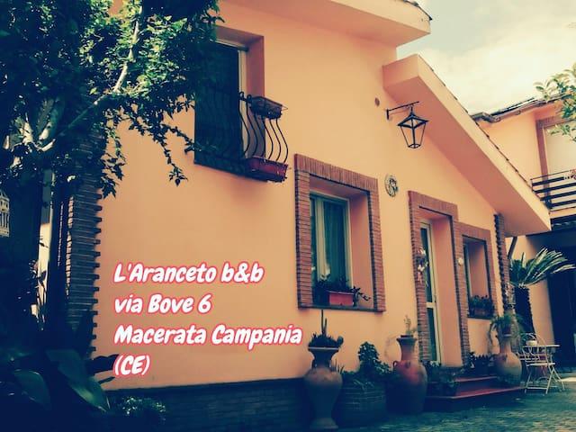Macerata Campania的民宿