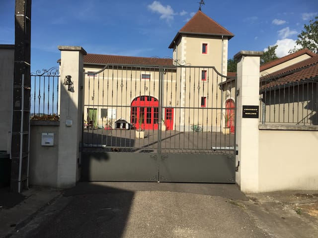 Burey-la-Côte的民宿