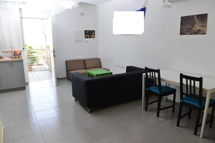 Nice two bedroom apartment in the old city