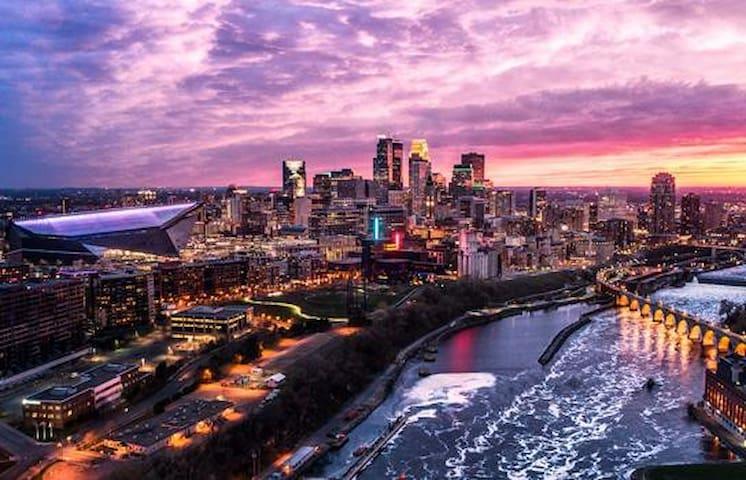 Guidebook for Minneapolis