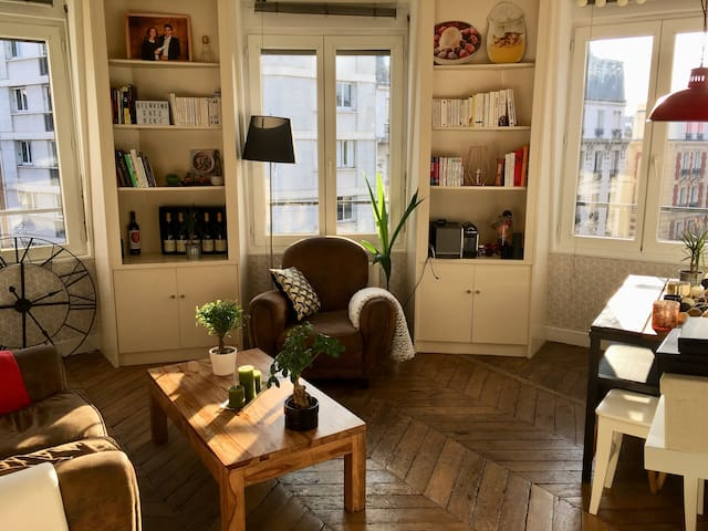 Lovely 2-room flat - Batignolles