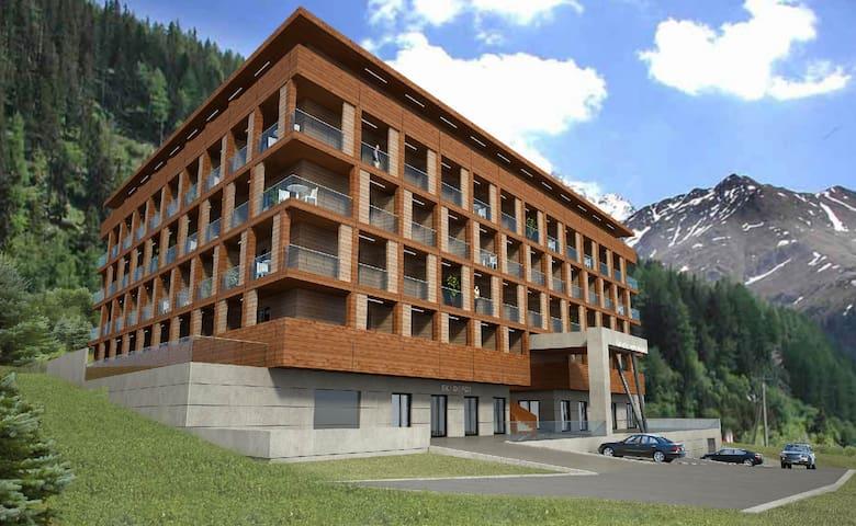 Apartment at the Valley Bakuriani