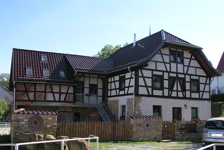 Krautheim的民宿