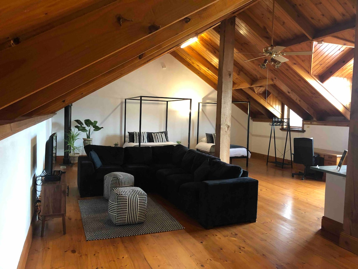 Banella Loft Apartment (Feb Special $90)