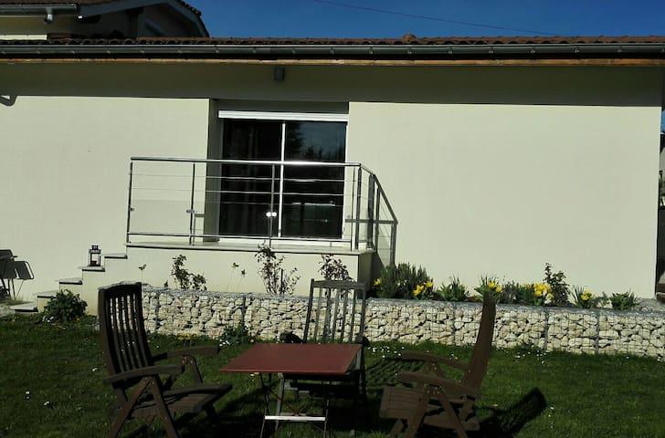 Villars-les-Dombes的民宿
