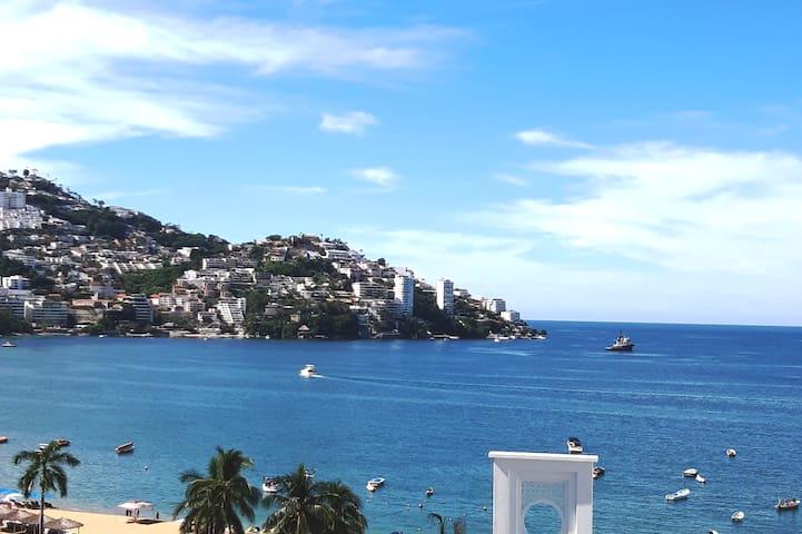 Acapulco de Juárez的民宿