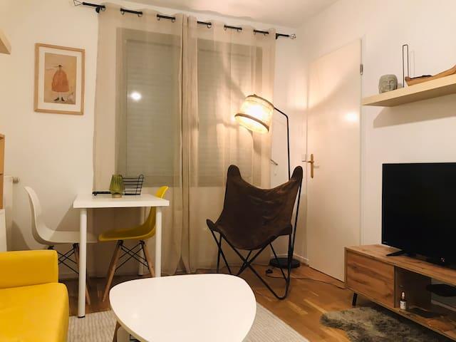 勒瓦卢瓦-佩雷的民宿