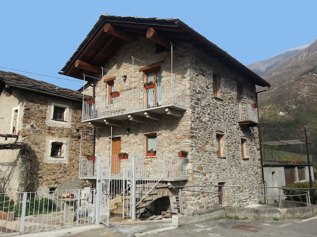 Perloz的民宿