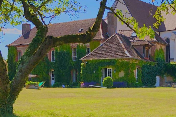 Villemoiron-en-Othe的民宿