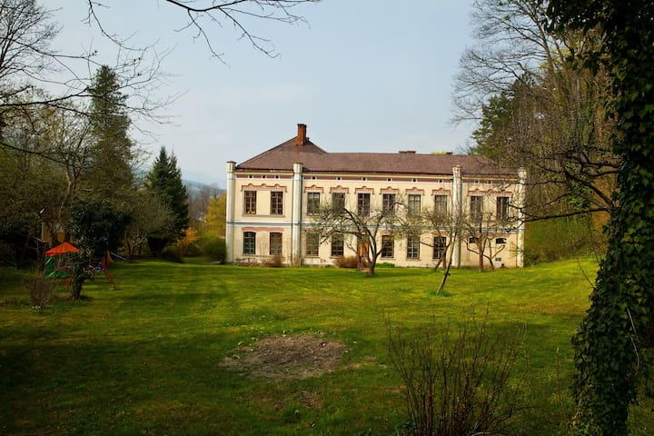 Reichenau an der Rax的民宿