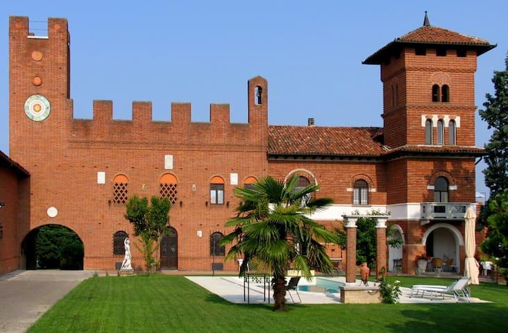 Antignano d'Asti的民宿