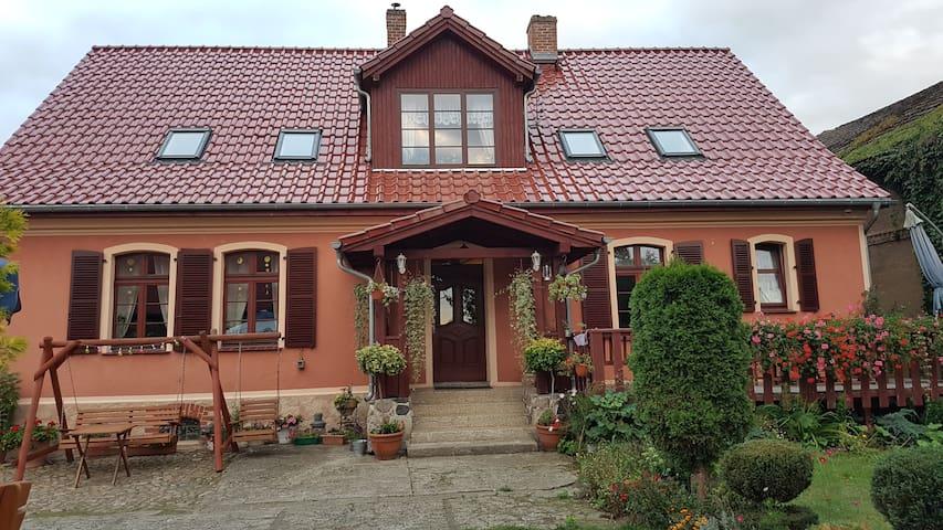 Dobrkowo的民宿