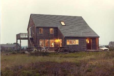 Private Room in Nantucket Beach House-Cisco Beach
