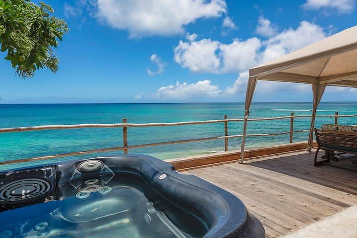 Hawaii Oceanfront Beach House | Paradise on the Beach | Family Activities