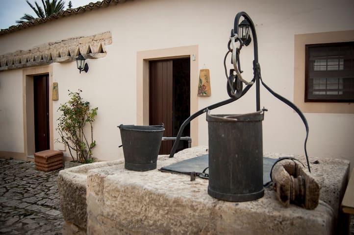 Chiaramonte Gulfi的民宿