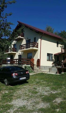 Nistorești的民宿