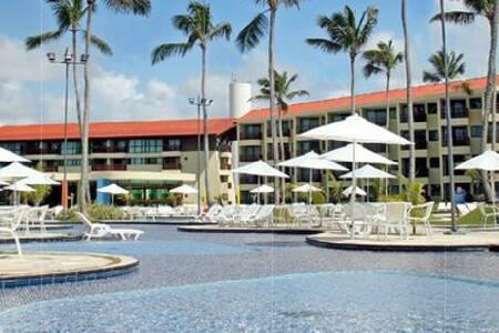 MARULHOS RESORT 5 estrelas -6 P.-Resort- THE BEST!
