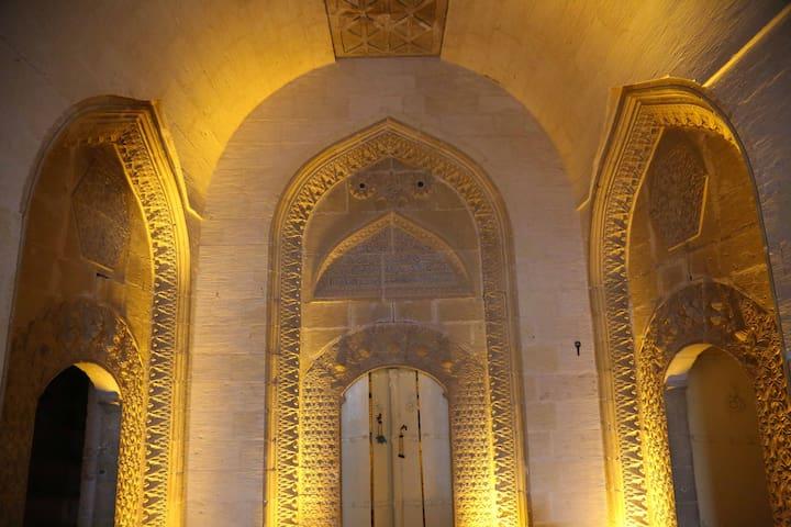 Historical Mardin Mansion