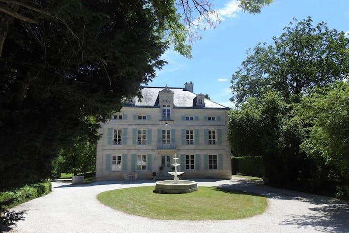 Vraincourt的民宿