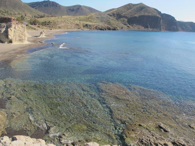 La Isleta del Moro的民宿