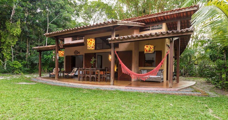 Casa Urucum - Tropical Beach House