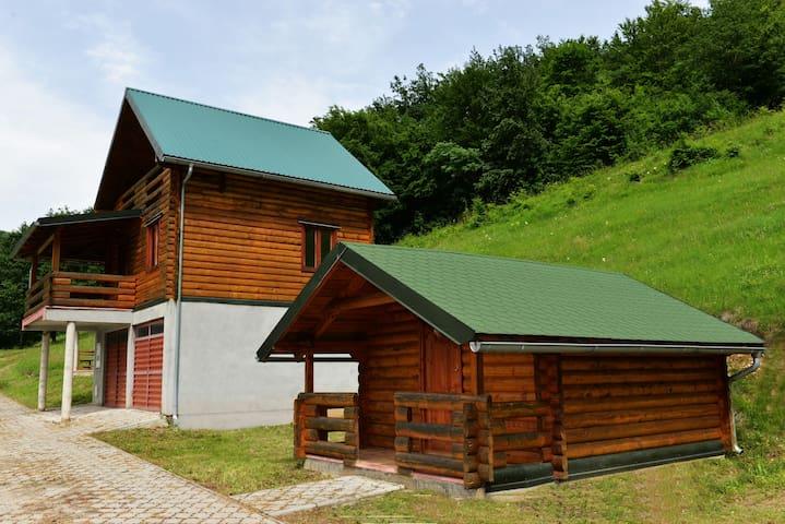 Opština Mojkovac的民宿