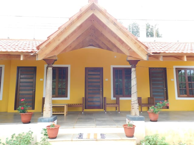 Auroville的民宿