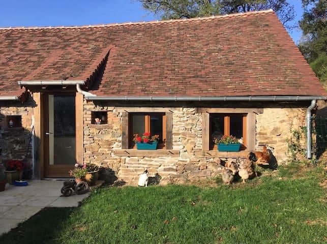 Coussac-Bonneval的民宿