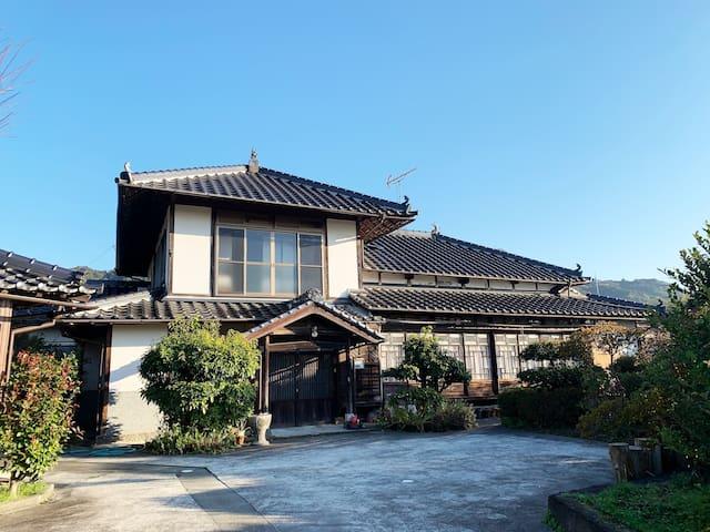 Yamaga的民宿