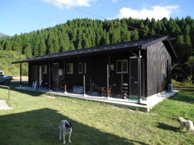 日本の田舎と温泉を満喫リゾートおぐに