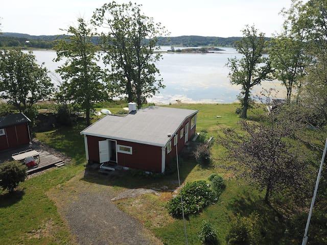 拉尔维克(Larvik)的民宿