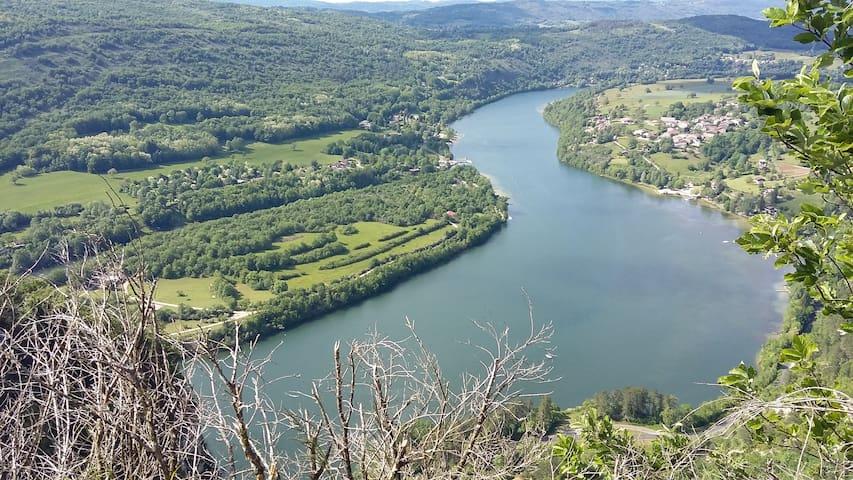 Entre Lac et Montagne