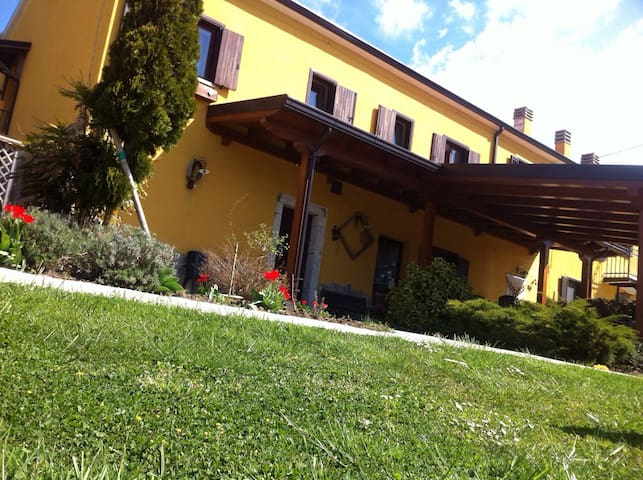 Carovilli的民宿