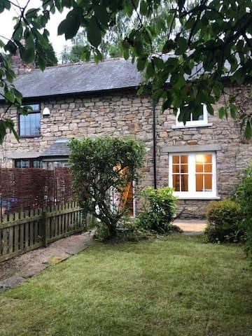 Stunning stone cottage in Stocksfield .