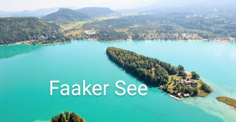 Villach EZ, Faakersee Wörthersee Ossiacher See