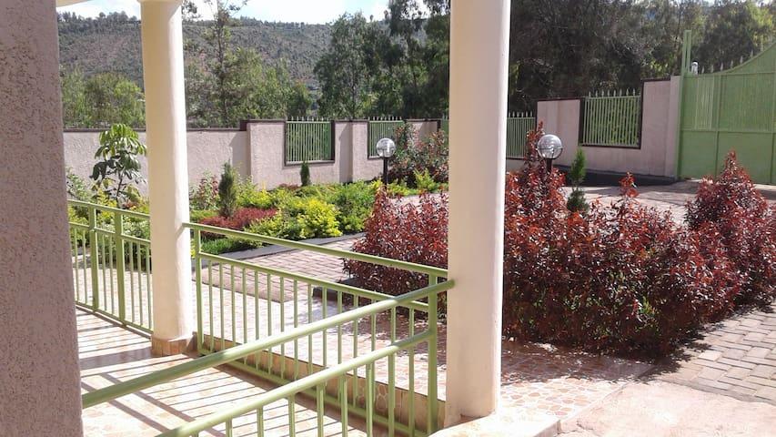 基加利的民宿